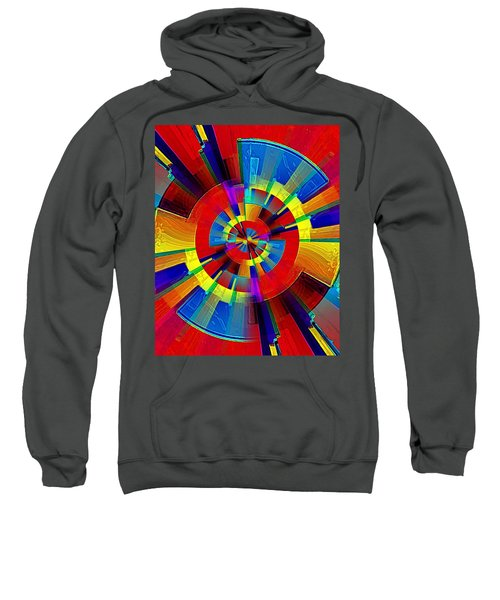 My Radar In Color Sweatshirt