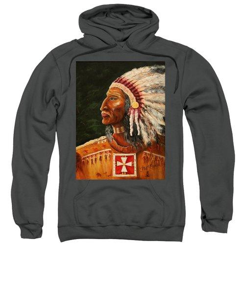 Native American Indian Chief Sweatshirt