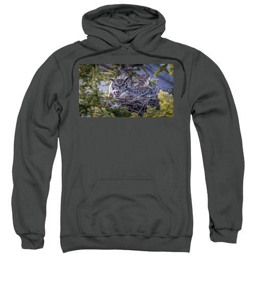 Naturally Patient  Sweatshirt