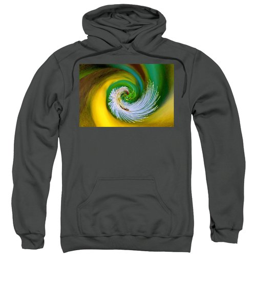 Nature's Spiral Sweatshirt
