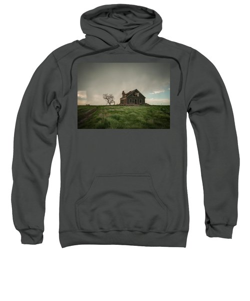 Nebraska Farm House Sweatshirt