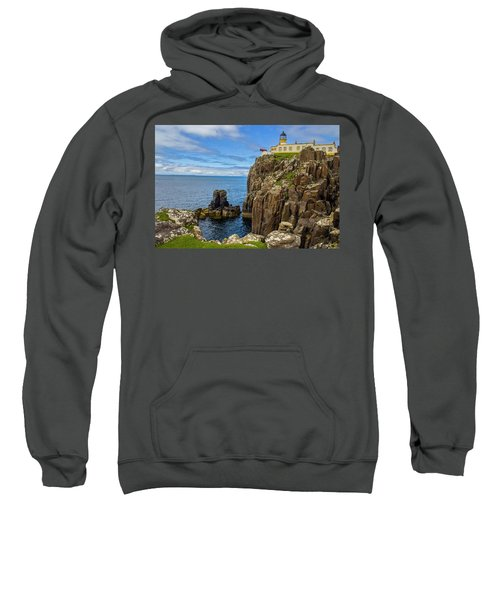 Neist Point Lighthouse Sweatshirt