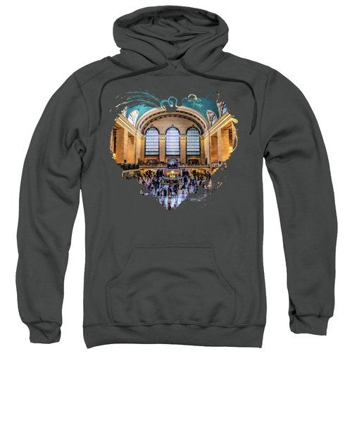New York City Grand Central Terminal Sweatshirt