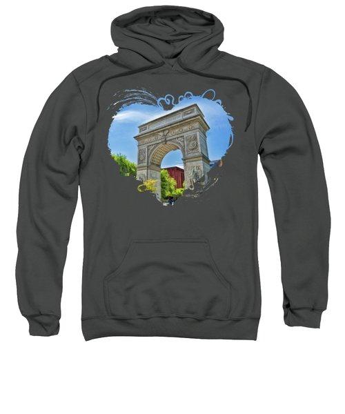 New York City Washington Square Park Sweatshirt