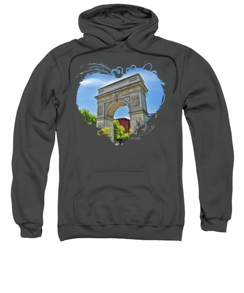 New York City Washington Square Park Sweatshirt