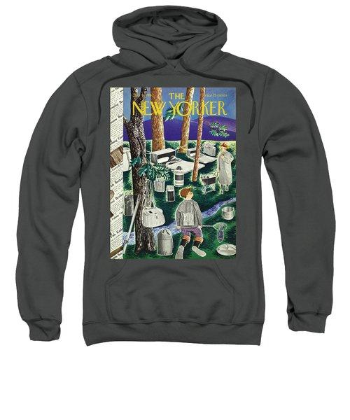 New Yorker July 11th 1942 Sweatshirt