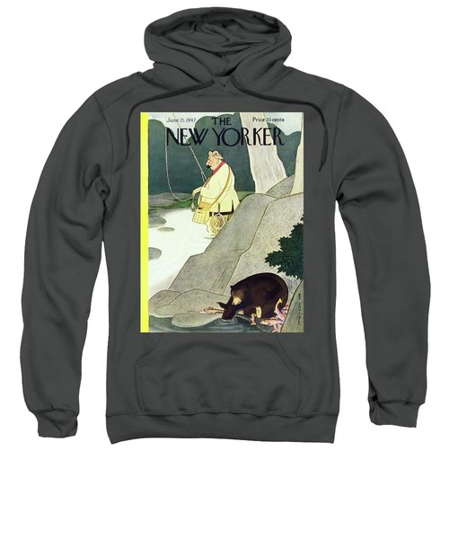 New Yorker June 21st 1947 Sweatshirt