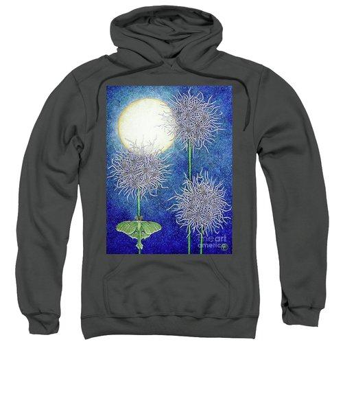 Night Garden 2 Sweatshirt