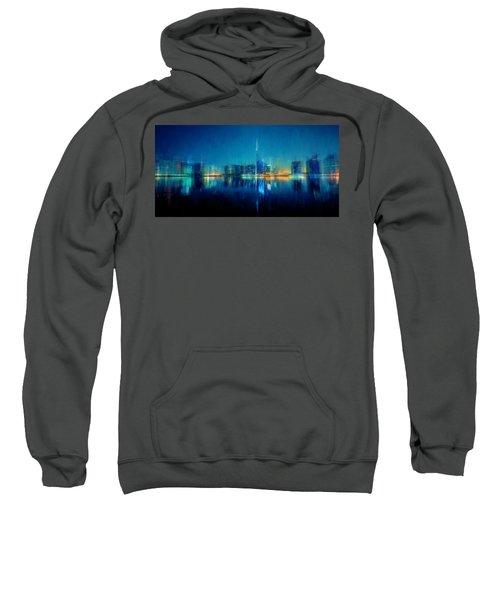 Night Of The City Sweatshirt