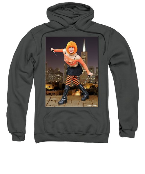Night Of The Clockwork Orange Sweatshirt