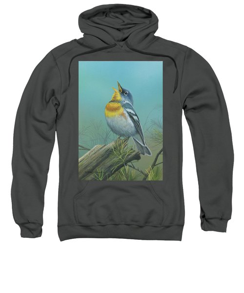 Northern Parula  Sweatshirt
