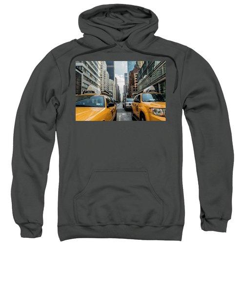 Ny Taxis Sweatshirt