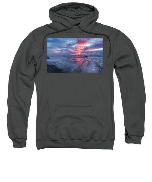 Ocean City Lights Sweatshirt