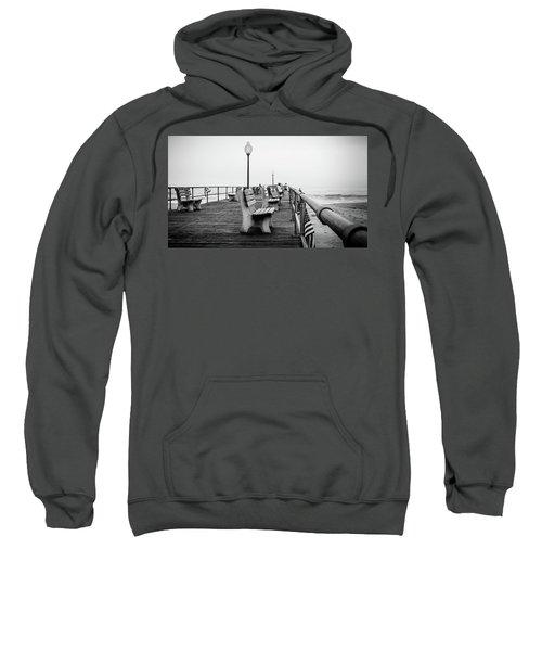 Ocean Grove Pier 2 Sweatshirt