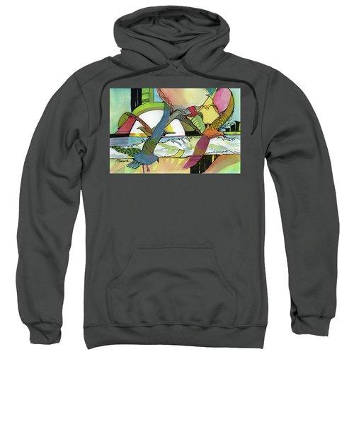 Ocean View Sweatshirt
