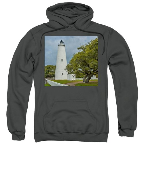 Ocracoke Lighthouse No 2 Sweatshirt