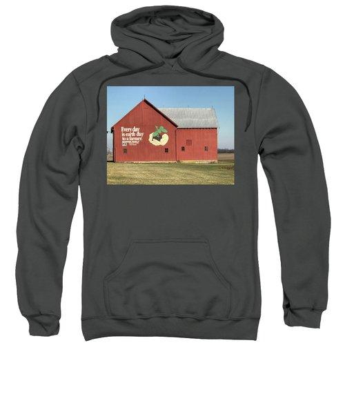 Ohio Barn  Sweatshirt