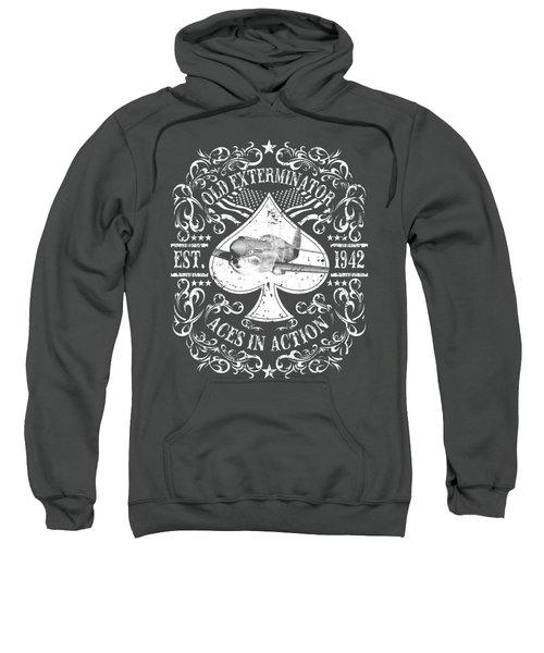 Old Exterminator Est. 1942 Sweatshirt