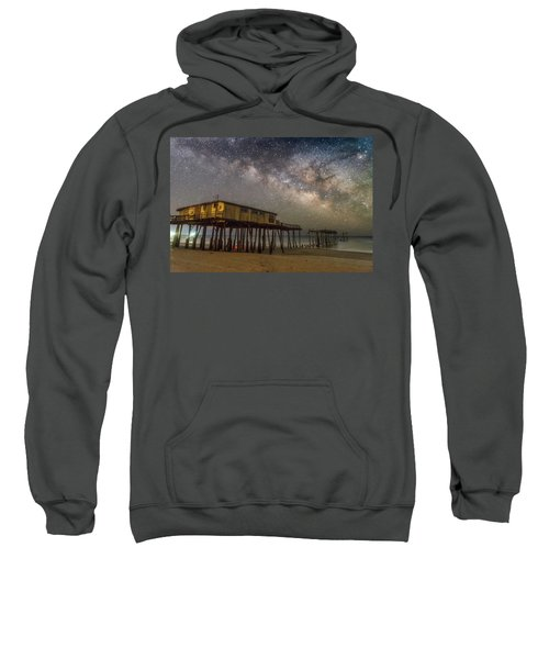Old Frisco Pier Sweatshirt