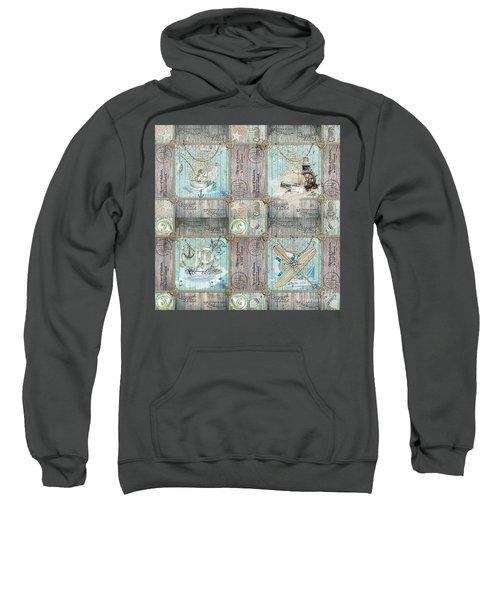 Old Salt Series Square Sweatshirt