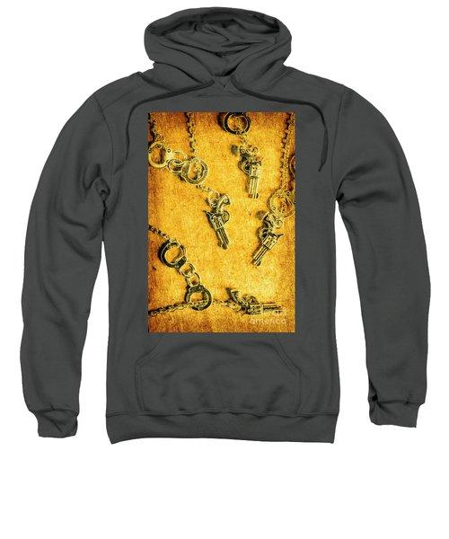 Old Western Justice Sweatshirt