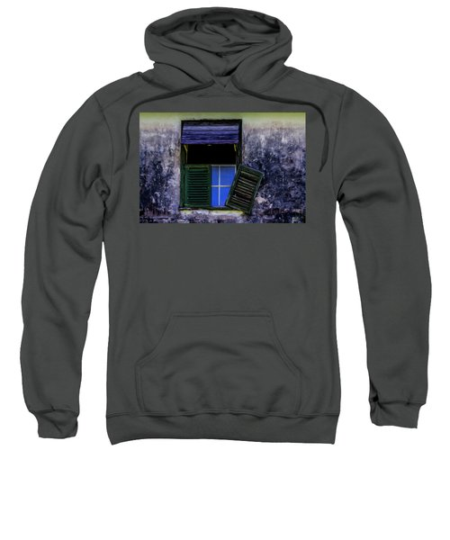Old Window 2 Sweatshirt