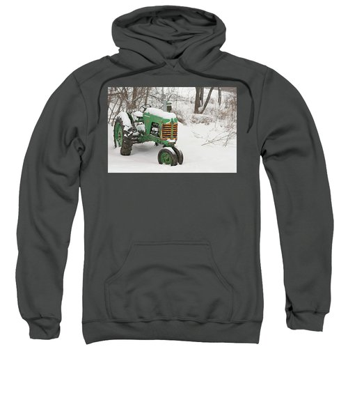 Oliver Is Cold Sweatshirt