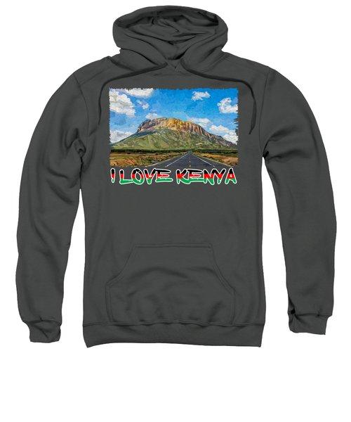The Sacred Mountain Sweatshirt