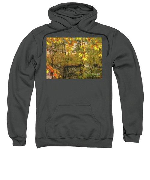 Once A Pond A Time Sweatshirt