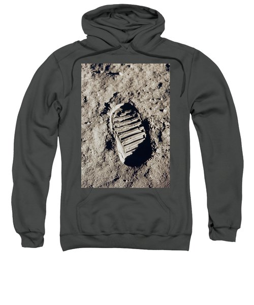 One Small Step For Man Sweatshirt
