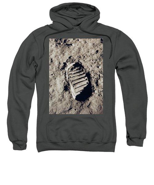 One Small Step For Man Sweatshirt
