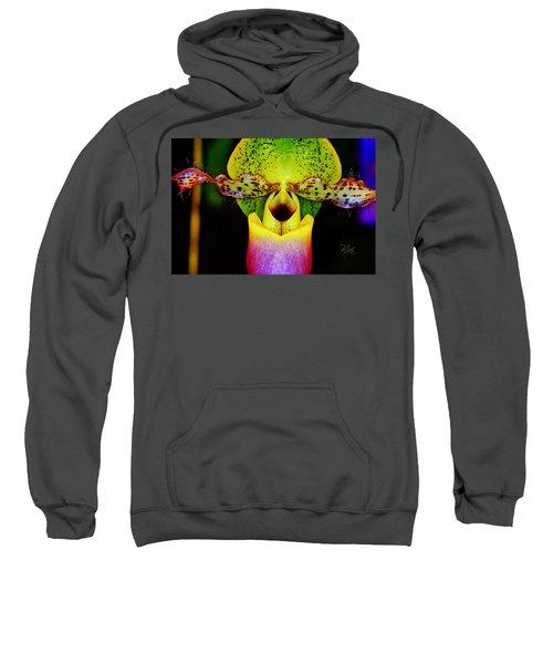 Orchid Study One Sweatshirt