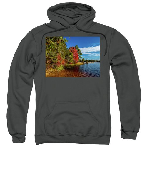 Oswego Lake Pinelands Sweatshirt