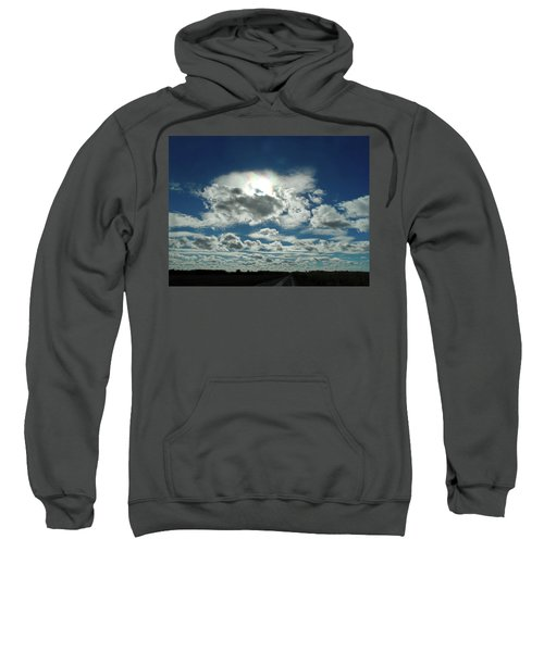 Out Of The Blue 1 Sweatshirt