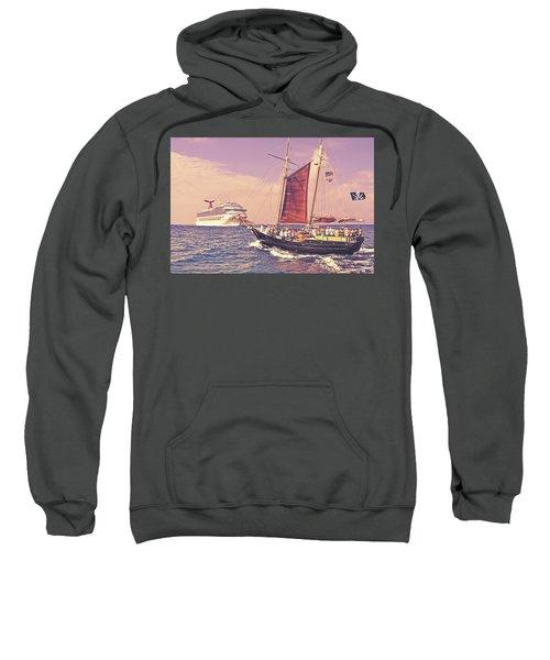 Outclassed Sweatshirt