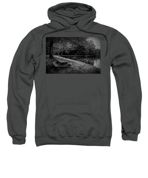 Overlooking The Sugar River Sweatshirt