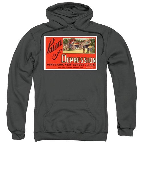 Palace Of Depression Sweatshirt