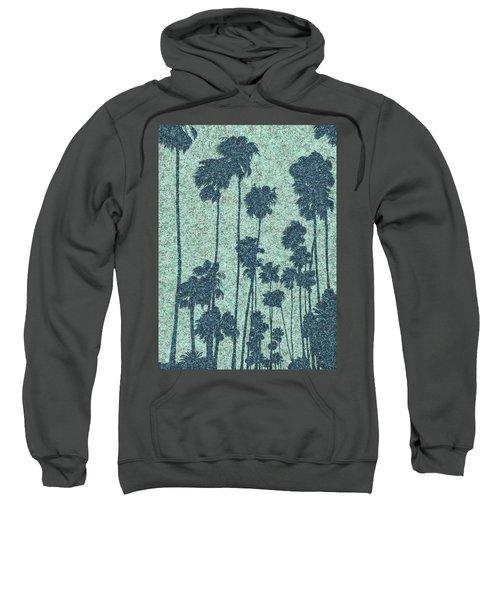 Palms Over Palisades No. 2 Sweatshirt