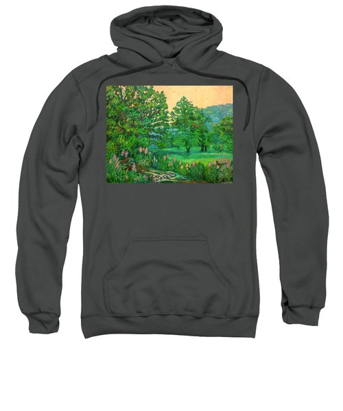 Park Road In Radford Sweatshirt