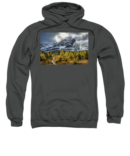 Pathway To The Mountains Sweatshirt