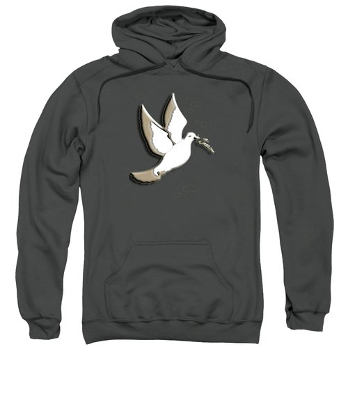 Peace Among The Clouds Sweatshirt