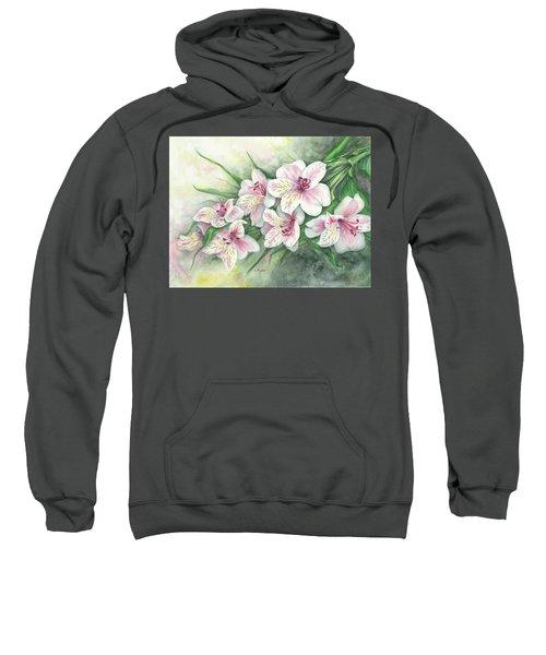 Peruvian Lilies Sweatshirt