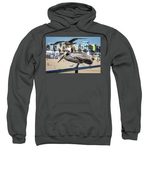 Photobomber Sweatshirt