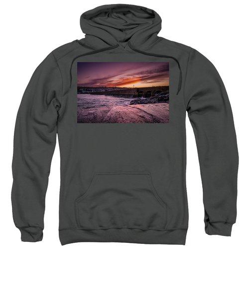 Pier To Pier Sunset Sweatshirt