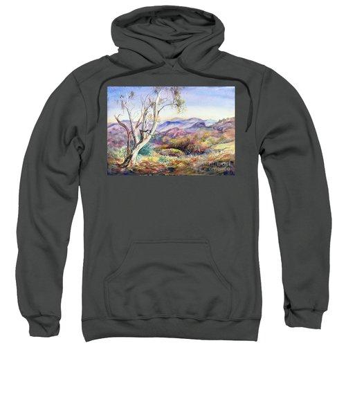 Pilbara, Hamersley Range, Western Australia. Sweatshirt
