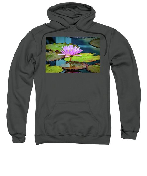 Pink Lotus Sweatshirt