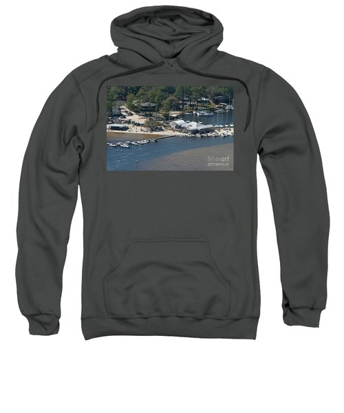 Pirates Cove - Natural Sweatshirt
