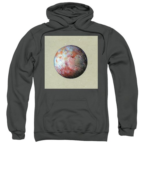 Pluto Cropped Sweatshirt