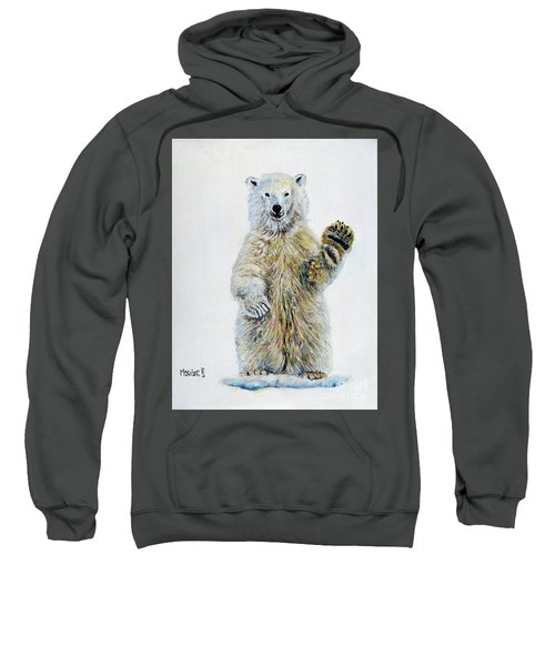 Polar Bear Baby Sweatshirt