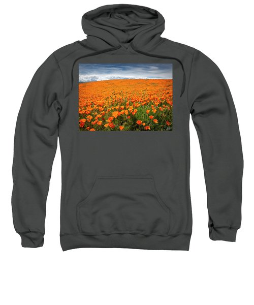 Poppy Fields Forever Sweatshirt